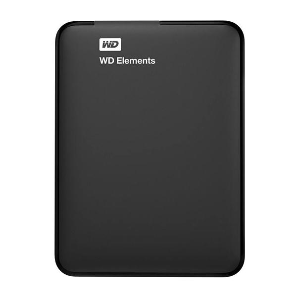 هارد اکسترنال ۱ ترابایت وسترن المنت WD Elements External 1TB