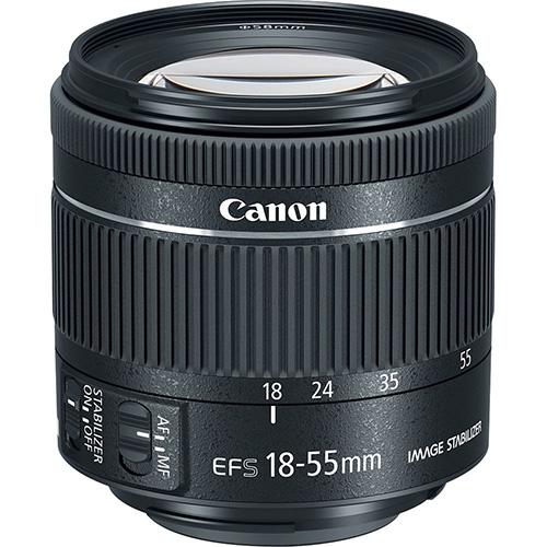 لنز کانن EF-S 18-55mm f/3.5-5.6 IS STM