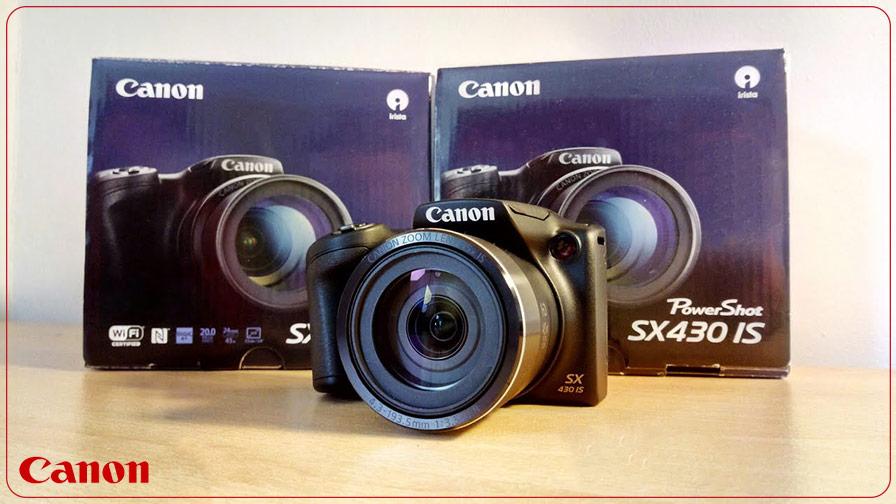 دوربین کامپکت / خانگی کانن Canon SX430 IS