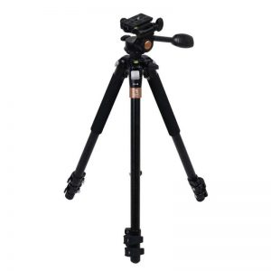 سه پایه دوربین Beike Tripod Q500 T