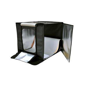 خیمه عکاسی ال ای دی دار Light Tent LED 60*60 cm