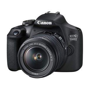دوربین عکاسی کانن Canon 1500D لنز ۵۵-۱۸ IS II