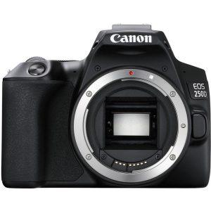 دوربین عکاسی کانن Canon 250D ( بدنه – بدون لنز )
