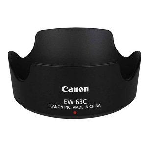 هود لنز کانن EW-63C Lens Hood Canon for EF-S 18-55mm f/3.5-5.6 IS STM