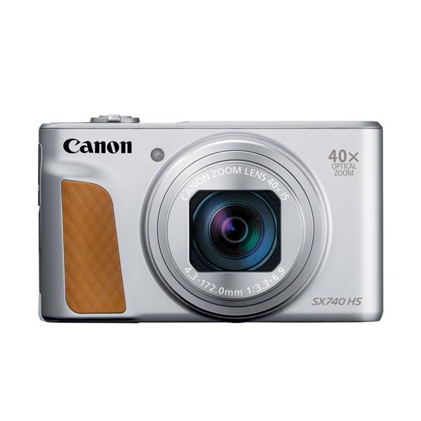 دوربین کامپکت / خانگی کانن Canon SX740 نقره ای