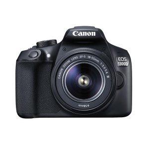دوربین عکاسی کانن Canon 1300D با لنز ۵۵-۱۸ III (used)