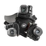 سه پایه دوربین حرفه ای مانفروتو Manfrotto Tripod MKBFRA4-BH Befree Compact Travel Photo