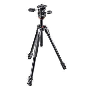 سه پایه دوربین حرفه ای مانفروتو Manfrotto Tripod MK290XTA3-3W
