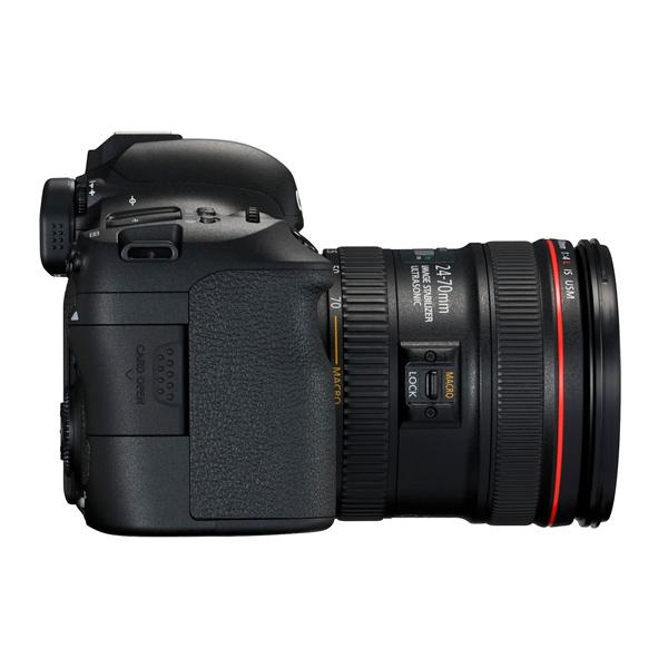 دوربین عکاسی کانن Canon 6D Mark II با لنز ۷۰-۲۴ L IS USM