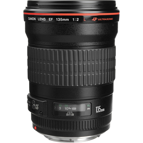 لنز کانن Canon EF 135mm F2L USM