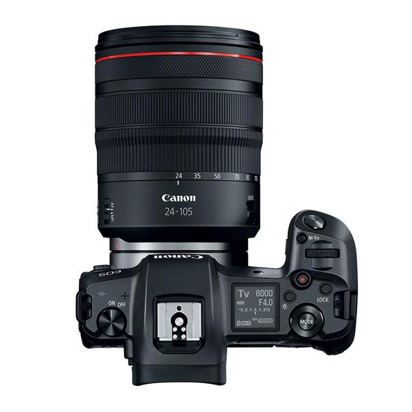 دوربین بدون آینه کانن Canon EOS R Mirrorless 24-105 IS USM