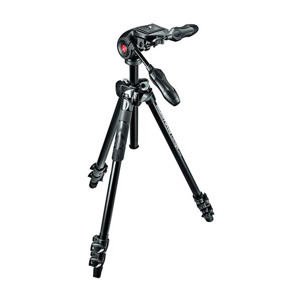 سه پایه دوربین حرفه ای مانفروتو Manfrotto Tripod MK290LTA3-3W