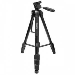 سه پایه دوربین خانگی جیماری Jmary Tripod KP-2264 – Black