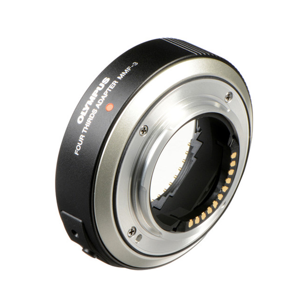 کانورتور / اکستندر الیمپوس مدل MMF3 لنزهای سه چهارم به میکرو سه چهارم