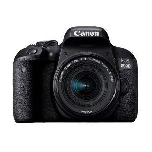 دوربین عکاسی کانن Canon 800D با لنز ۵۵-۱۸ IS STM