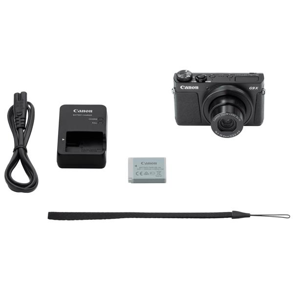دوربین کامپکت / خانگی کانن Canon G9X Mark II مشکی