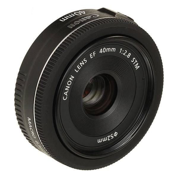 لنز کانن Canon EF 40mm f/2.8 STM