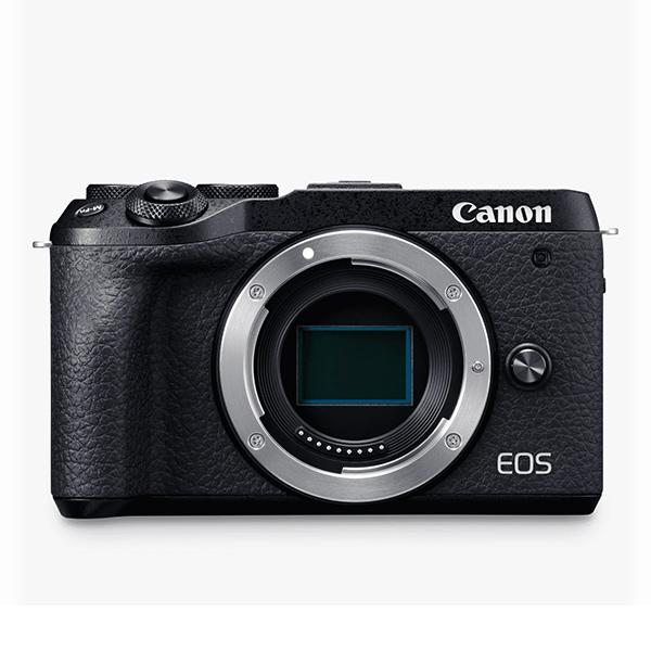 دوربین عکاسی کانن EOS Canon M6 mark II بدنه