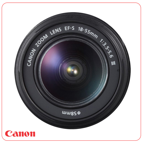 دوربین عکاسی کانن Canon 1500D با لنز ۵۵-۱۸ III