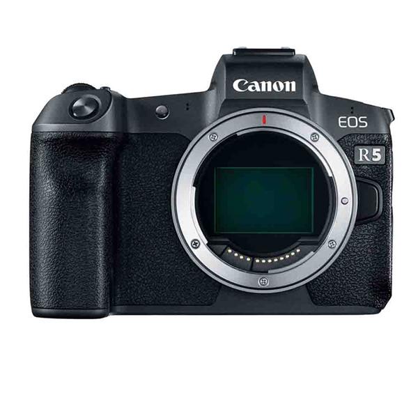 دوربین بدون آینه کانن (Canon EOS R5 DSLR Camera (Body Only بدنه بدون لنز