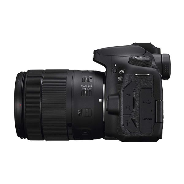 دوربین عکاسی کانن Canon 90D با لنز ۱۳۵-۱۸ IS USM