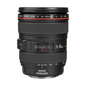 لنز کانن Canon EF 24-105mm f/4L IS USM