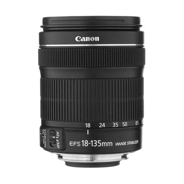 لنز کانن Canon EF-S 18-135 mm F/3.5-5.6 IS STM