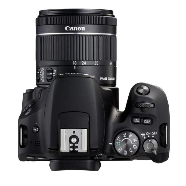 دوربین عکاسی کانن Canon 200D با لنز ۵۵-۱۸ STM