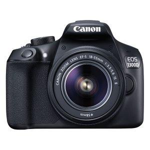 دوربین عکاسی کانن Canon 1300D با لنز ۵۵-۱۸ IS II (کارکرده)