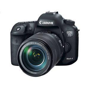 دوربین عکاسی کانن Canon 7D Mark II با لنز ۱۳۵-۱۸ IS USM