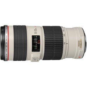 لنز کانن Canon EF 70-200mm F4L IS USM