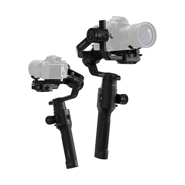 لرزشگیر سینمایی رونین اس DJI Ronin-S 3-Axis Motorized Gimbal Stabilizer S