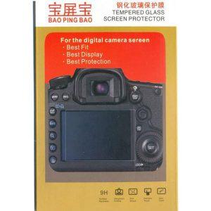 محافظ صفحه نمایش گلس دوربین کانن Lcd Screen Protector Canon EOS 80D