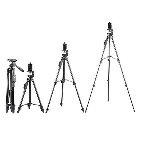 سه پایه دوربین / سه پایه موبایل یانتنگ مدل ۵۲۰۸