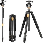سه پایه ی دوربین QZSD 999H
