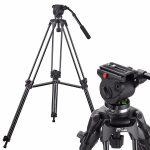 سه پایه دوربین نیمه حرفه ای جی یانگ Jieyang Tripod JY0508A