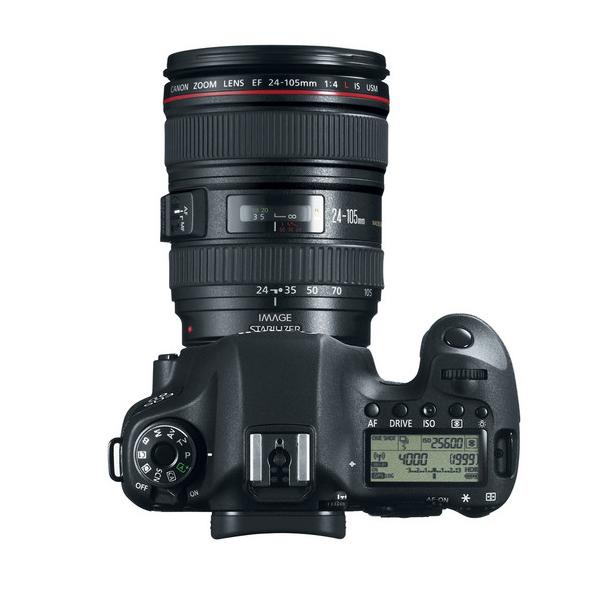 دوربین عکاسی کانن Canon 6D با لنز ۲۴-۱۰۵ f/4L IS USM