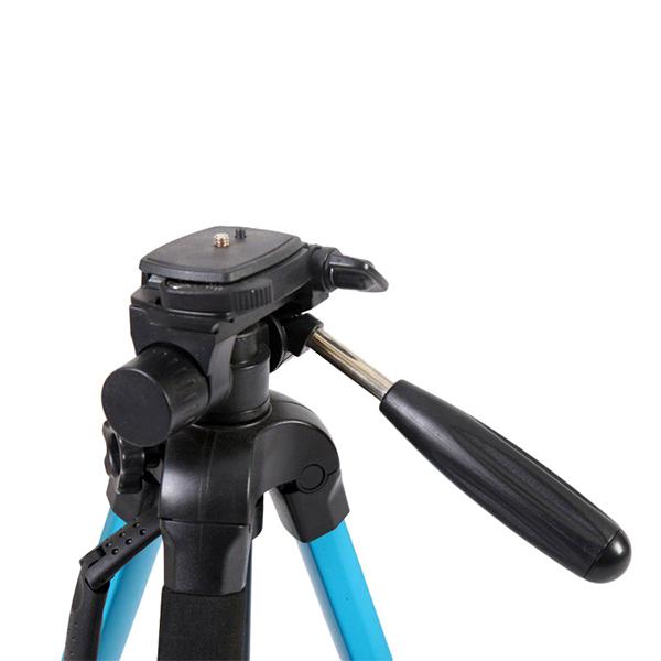سه پایه دوربین خانگی جیماری Jmary Tripod KP-2264 – Blue