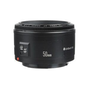 لنز کانن Canon EF 50 mm f/1.8 II