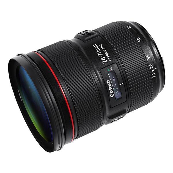 لنز کانن Canon EF 24-70 mm f/2.8L II USM