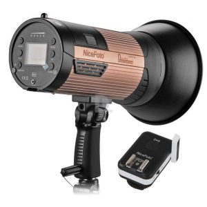 فلاش چتری پرتابل ۶۰۰ ژول NiceFoto Flash TTL 680C