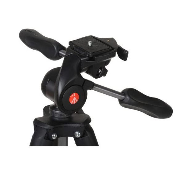 سه پایه دوربین حرفه ای مانفروتو Manfrotto Advanced MKCOMPACTADV-BK