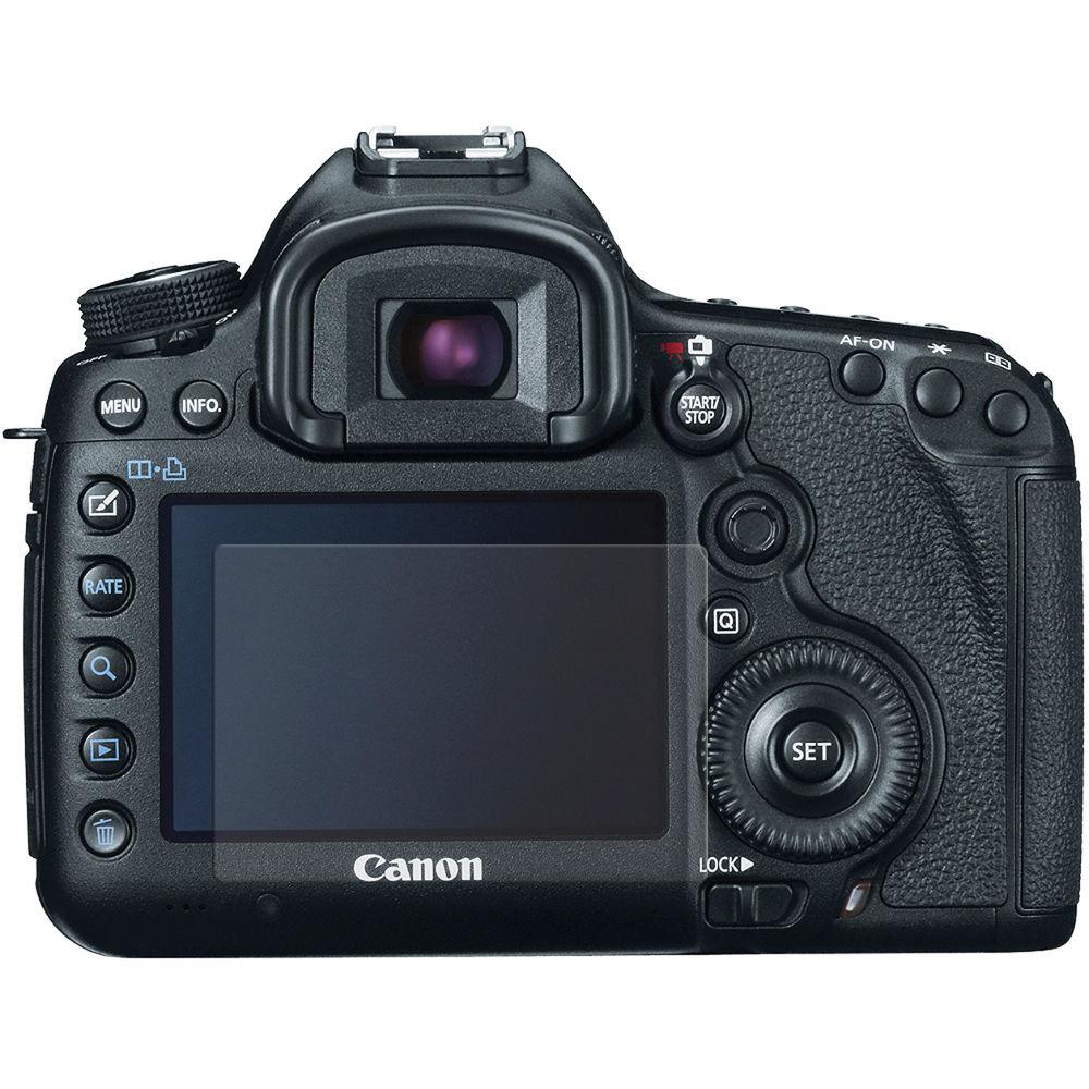 محافظ صفحه نمایش گلس دوربین کانن Lcd Screen Protector Canon 5D