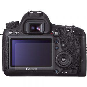 محافظ صفحه نمایش گلس دوربین کانن Lcd Screen Protector Canon 6D