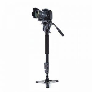 تک پایه ( حرفه ای ) دوربین یانتنگ Yunteng Monopod 588