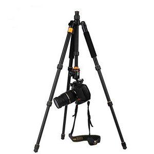 سه پایه دوربین نیمه حرفه ای Q999S with Ball Head
