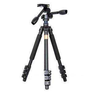 سه پایه دوربین نیمه حرفه ای بیک Beike Tripod 470