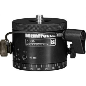 هد سه پایه مانفرتو Manfrotto 300N Panoramic Head