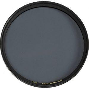 فیلتر لنز پلاریزه اسلیم بی اند دبلیو B+W Circular Polarizer MRC Filter 62mm