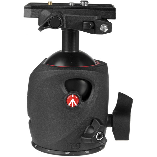 هد سه پایه مانفرتو Manfrotto MH057M0-Q5 Magnesium Ball Head with Q5 Quick Release